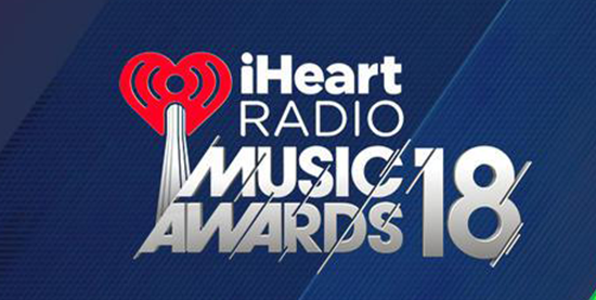 ‪Taylor With Multiple Nominations in 2018 iHeartRadio Music Awards‬