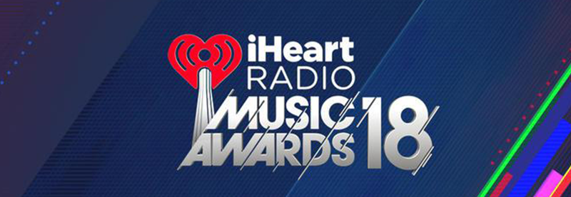 Taylor With Multiple Nominations in 2018 iHeartRadio Music Awards