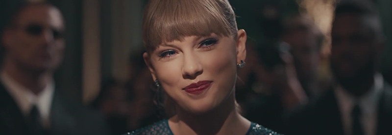 """Delicate"" Music Video"
