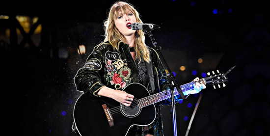 reputation Stadium Tour: Santa Clara, California (Night 2)