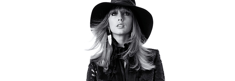 Taylor Interviews Rock 'n' Roll Icon Pattie Boyd on Songwriting, Beatlemania, & the Power of Being a Muse