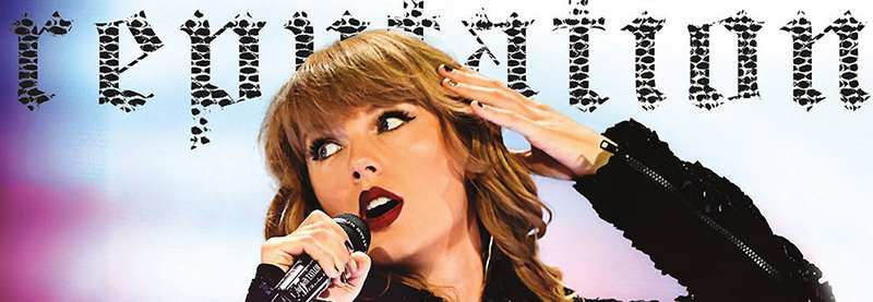 reputation Stadium Tour Book Scans