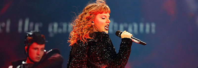 reputation Stadium Tour: Melbourne, Australia