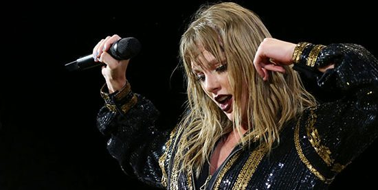 reputation Stadium Tour: Auckland, New Zealand