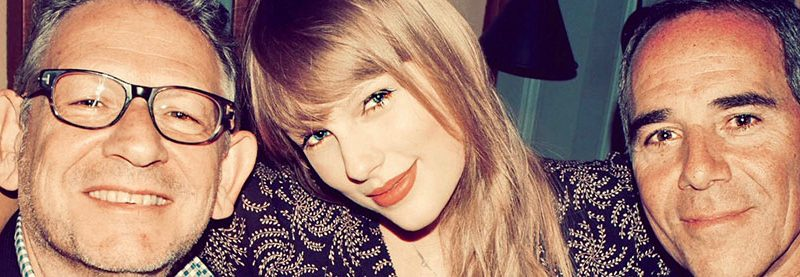 Taylor Signs New Deal With Universal Music Group