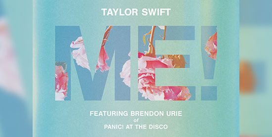 """ME!"" reaches #1 on UK's Big Top 40 charts"