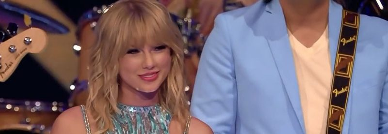 Taylor performs 'ME!' on Germany's Next Top Model