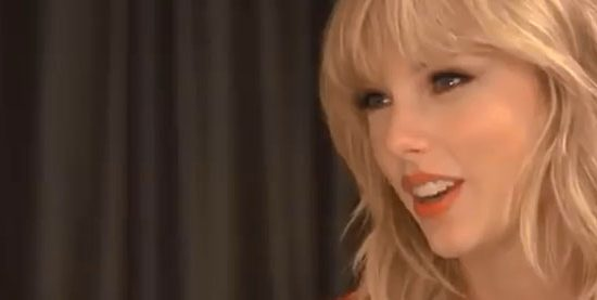 Taylor interviewed by VIP.de