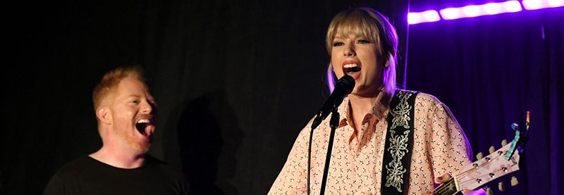Taylor Gives Surprise Performance at Stonewall Inn