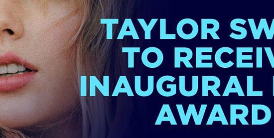 Taylor to Receive Inaugural Icon Award at 2019 Teen Choice Awards