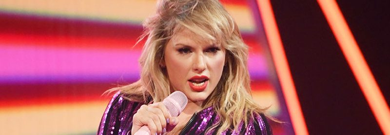 Taylor headlines the Prime Day Concert