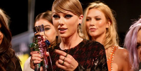 Taylor Scores Four Nominations at the 2021 MTV Video Music Awards