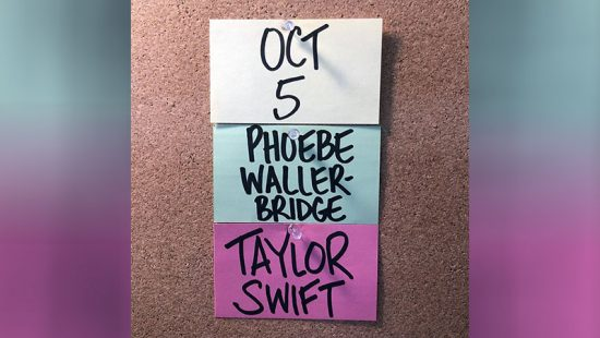 Taylor to Perform on Saturday Night Live in October