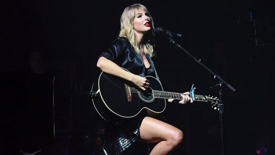 ABC To Air Taylor Swift 'City of Lover' Concert Special