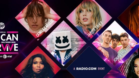Taylor to Perform at the 7th Annual 'We Can Survive' Concert