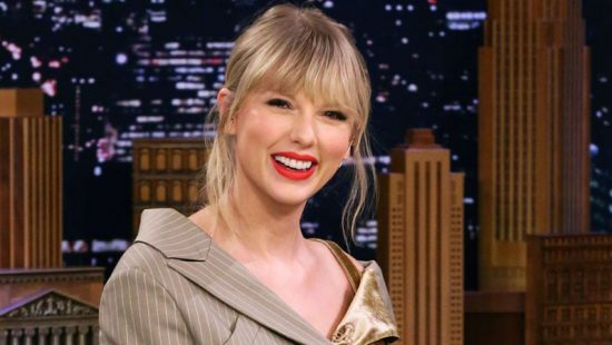 Taylor Visits The Tonight Show Starring Jimmy Fallon