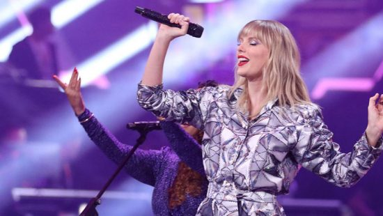 Taylor Performs at Alibaba's 11.11 Global Shopping Festival