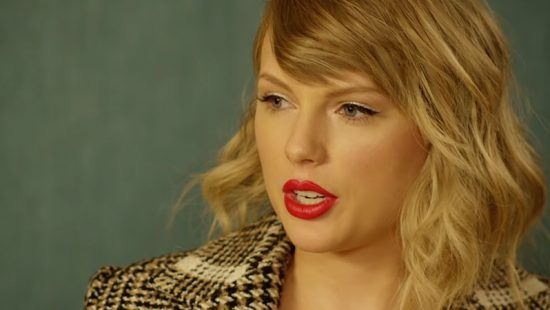 Taylor Breaks Down her Creative Process