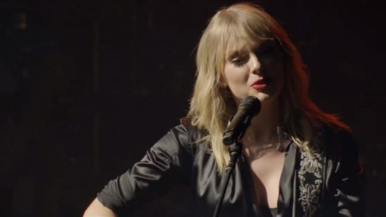 Taylor Releases 'The Man – Live from Paris'