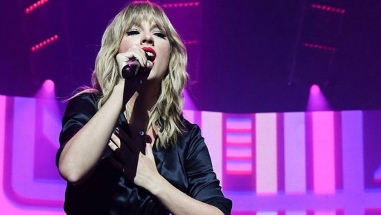 'Taylor Swift City of Lover Concert' On Hulu & Disney+