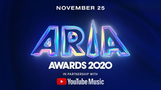 Taylor nominated for Best International Artist at the 2020 ARIA Awards