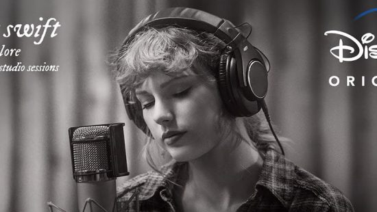 Taylor announces 'folklore: the long pond studio sessions' intimate concert film for Disney+