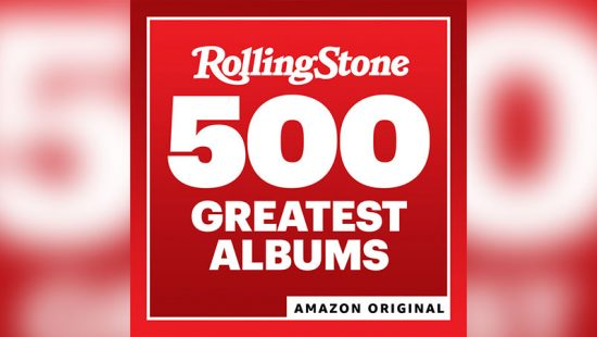 Taylor Talks About Red on Rolling Stone's 500 Greatest Albums Podcast