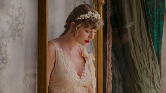 Taylor Releases 'willow' Music Video