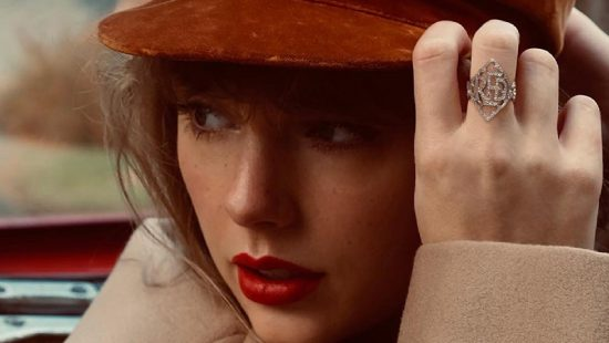 Taylor Announces Red (Taylor's Version) As Next Re-Recorded Album
