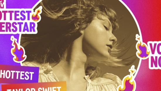 Vote For Taylor as MTV Hottest Superstar