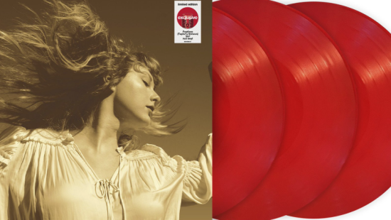 'Fearless (Taylor's Version)' Now Available On Vinyl